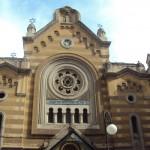 """Muzeul de Istorie a Evreilor din Romania """"Dr. Moses Rosen""""  Bucuresti"""